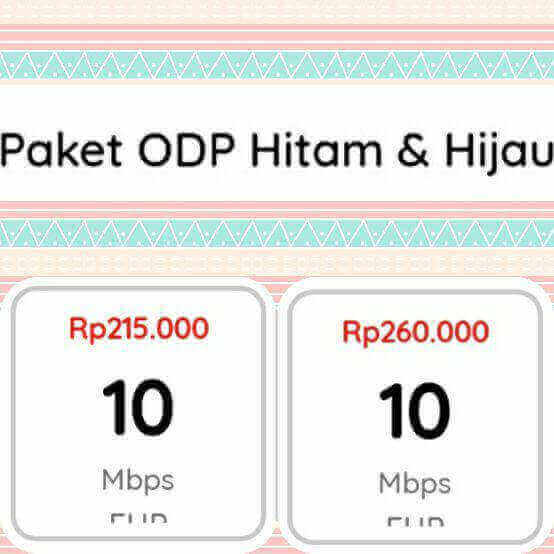 Harga Paket IndiHome Lower Value Indihome